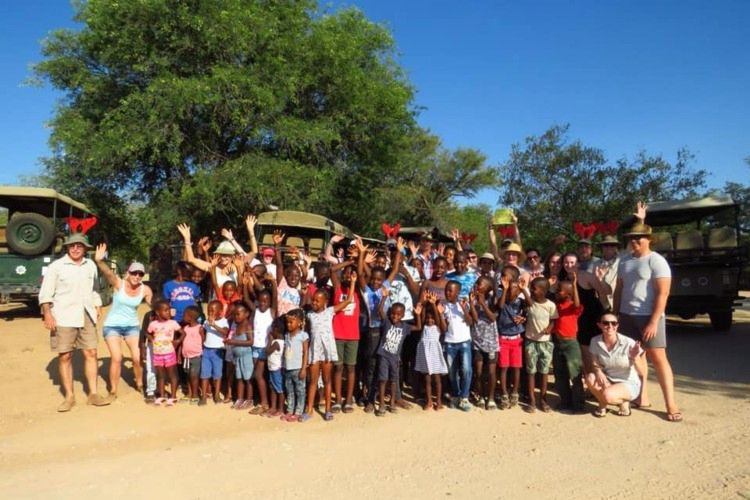 Vuka Ingwe Children's Holiday Programme